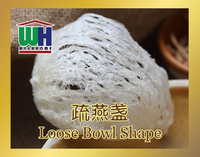 LOOSE BOWL SHAPE BIRD NEST