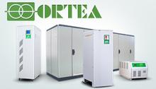 AVR, Voltage Stabilizers, On-line UPS, VESDA, Fire