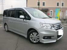 Honda Step WGN Spada Zi RK5 2010 Used Car