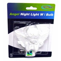 Angel Night Light with Bulb #NL098