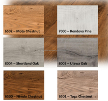 Laminate flooring 7 - 12mm AC3-5 - made in Germany/Europe