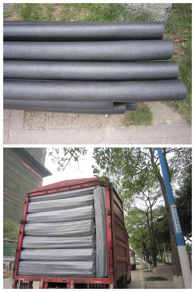 Medium Density EVA Foam Tube, Protective Packing EVA Sponge Pipe