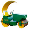 Cricket Pitch Diesel Cum Electric Roller (1.5 Ton Capacity)