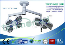 TMI-LED-CT-5+4 New Ceiling-Mounted LED Hospital Operation Lighting Dental Supplies