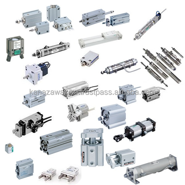 Taiyo Two Types Of Rotary Actuators (vane Type And Rack And Pinion ...