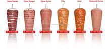doner kebab shawarma negozio tacchino