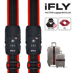 iFly Luggage Belt and TSA Lock