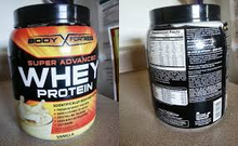 Body Fortress Whey Protein Supplement Powder, Super Advanced