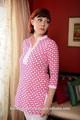las mujeres de moda occidental camisa de desgaste de la oficina para las mujeres ropa hecha de la india