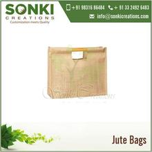 Popular Jute Shopping Beach Bags from India