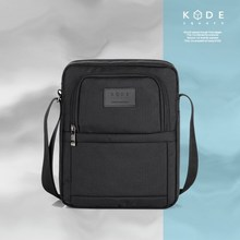 [KODE SQUARE] messengers cross bags laptop travel body tablet PC case business (KCSM-MS-002-BK)