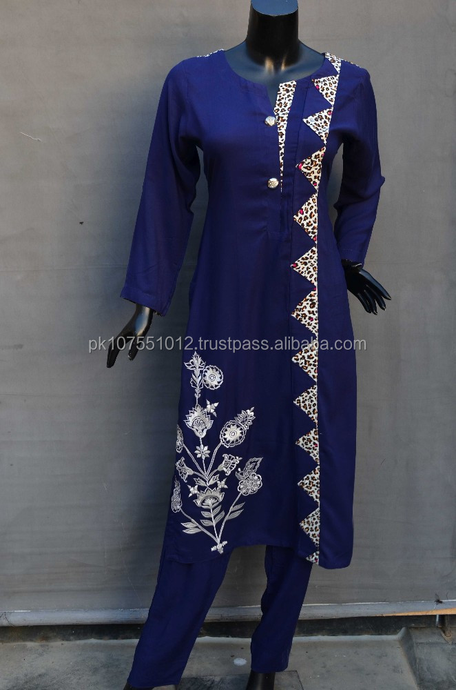 Pakistani Casual Dresses - Buy Pakistani Designer Dress,Casual Dress ...