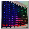 led light stage curtain flexible led video curtain