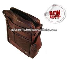 ADALCB - 0057 Mens Leather Messenger Bags/ Leather Satchel/ Leather Messenger Bags For Men