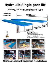 4000kg Single Post Car Lift