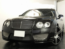 USED CARS - BENTLEY CONTINENTAL FLYING SPUR (LHD 820286 GASOLINE)