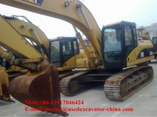 Used caterpillar CAT 325 excavator for sale,also 325B/325BL/325C/325CL