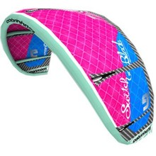 2013 Cabrinha Switchblade Siren Kite Complete wBar & Line