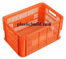 plastic crate, plastic egg crate