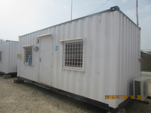 Prefabricated porta cabin container office & accomodation