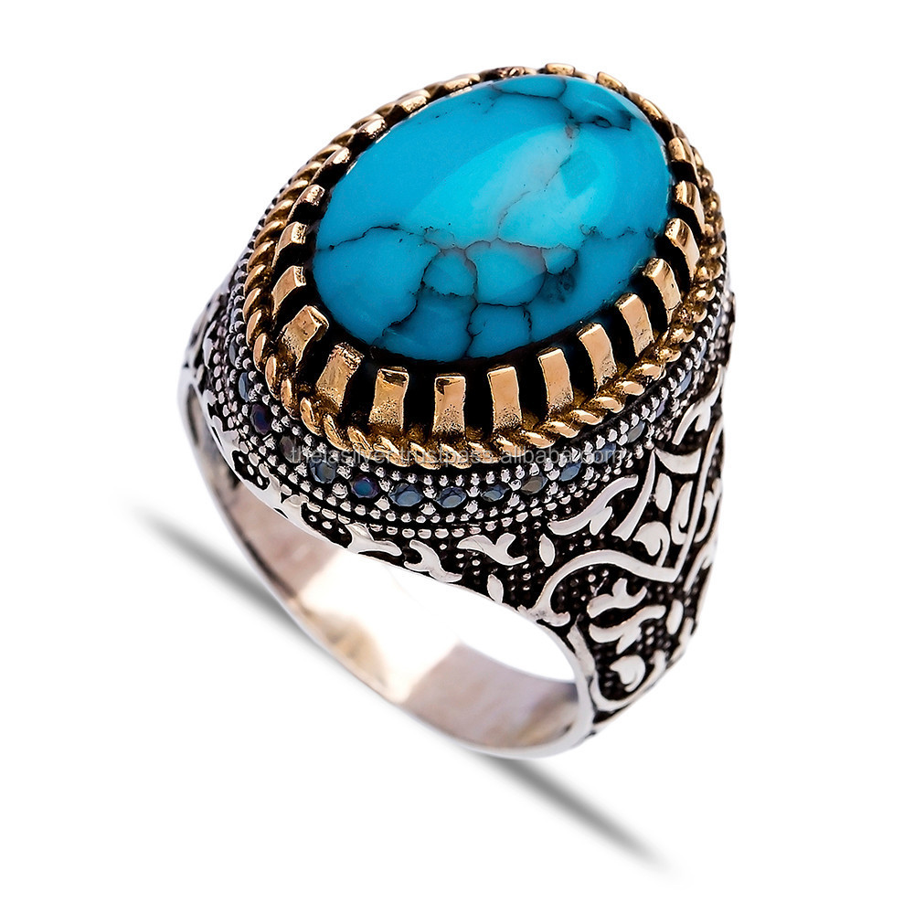 Authentic Turquoise Rings