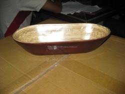Bamboo bowl serving fruit/ vegetable/ dragon fruit/ wholesale