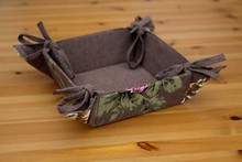 Cotton Basket for bread