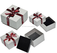 butterfly portable earring boxes