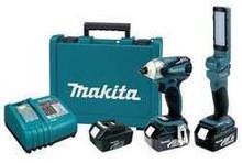Original sales for new Makita Cordless Tool Set Combo Kit Impact Driver 18V Saw Grinder Power Drill