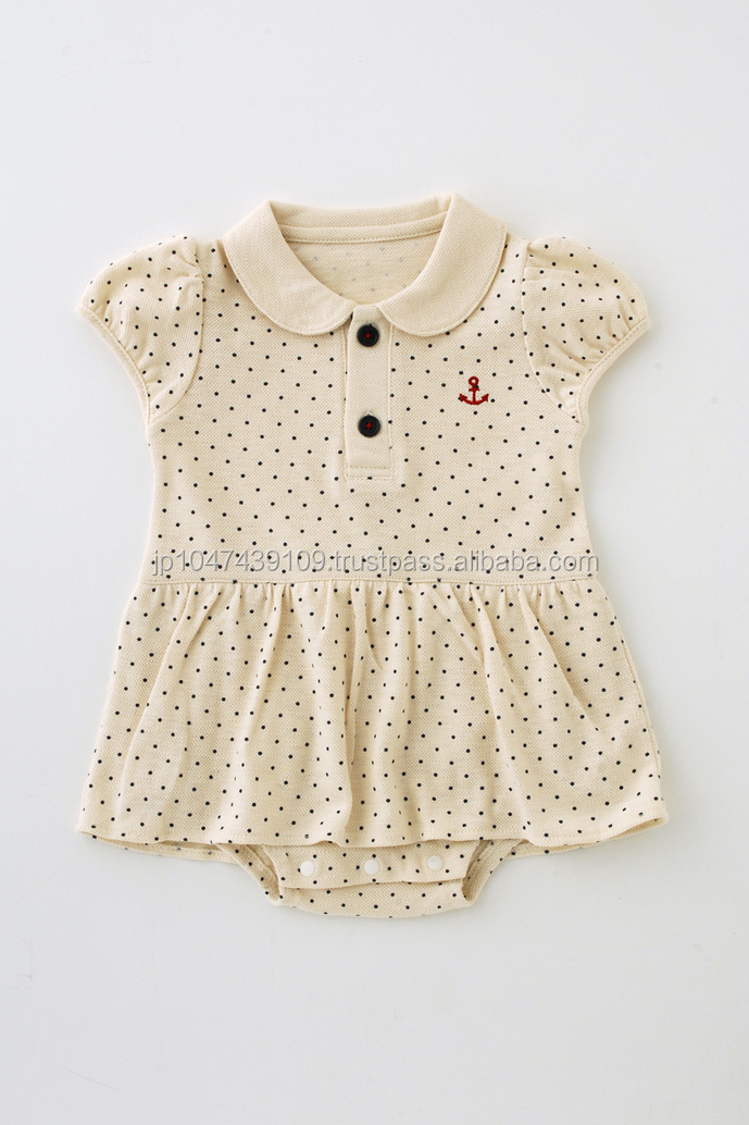 Japanese designer baby kids romper wholesale cute and high Baby clothing designers