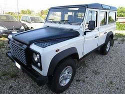 Used Land Rover Defender 110 Station Wagon - Left Hand Drive - Stock no: 13468