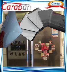 fridge magnet ,flexible rubber Sublimation blank fridge magnet ,flexible silicone Messages magnets