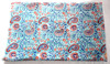 RTHCF-5 Hand block printed Paisley Designer Sanganeri 100% natural cotton cambric fabric wholesaler and Indian manufacturer