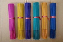 Color raw incense sticks from Minh Quang Co Ltd VietNam( whatsapp+ 84 965 566 526)