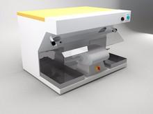 Dental laboratory polishing table professional equipment with blower motor