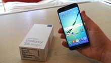 Sale For Galaxys S6 edge 32GB- New - Warranty - Original