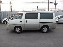 whole sale japanese used car caravan van diesel engine KR-VWE25 ship from japan
