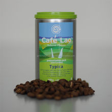 High quality and delicious coffee bean made in Laos with 2 years shelf life