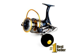 FISHING REEL BREAKER