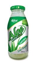Healthy aloe vera low sugar.