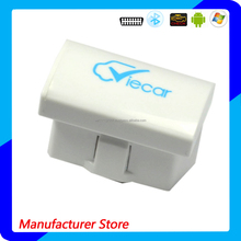 Free Software Downloadable Viecar 2.0 Mini OBD2 OBD OBDii Bluetooth Interface Auto Car Wireless Scanner Diagnostic Tool