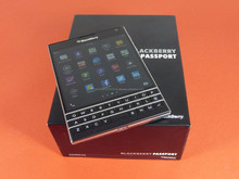sales BUY 5 GET 2 free Brand New! BLAK-B-E-R-R-Y PASSPORT 32GB Factory Unlocked 4G GSM LTE SmartPhone Phone NEW IN BOX