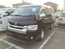 Durable genuine high quality New cars TOYOTA HIACE export for sale at good price