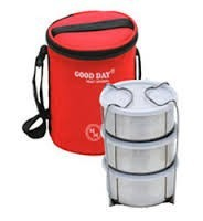 Collapsible Lunch Box / Tiffin Box Lunch Microwavable / Lunch Box Kids