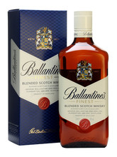 Ballantines Scotch Whisky Finest, Limited, 12, 17, 21, 30 years old
