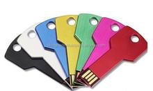 Bulk Cheap 1gb 2gb 4gb 8gb Metal Key Usb Flash Drive