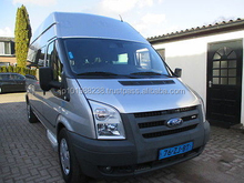 USED BUSES - FORD TRANSIT 2.2 D MINI BUS (LHD 6551)