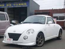 daihatsu copen 2003 Popular sports cars sales in japan used car at reasonable prices