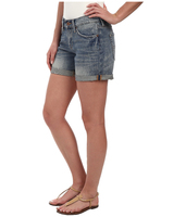 Vintage Women High-Waist Jeans Hole Short Jeans Denim Shorts Pop/women miss/ me shorts
