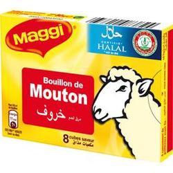 10g FDA Kosher Halal bouillon cube/powder supplier